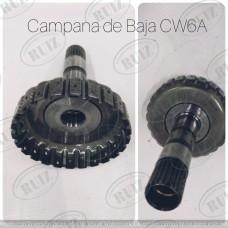 Campana de Baja MAZDA CW6A