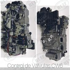 Control de Valvulas de MAZDA CW6A